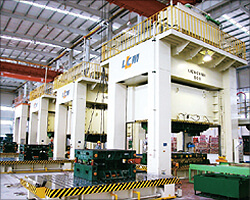 Drawing Presses - 800 ton