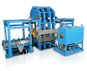 Fiber Cement Board Presses