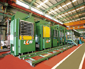 PCB/CCL/Laminating Presses